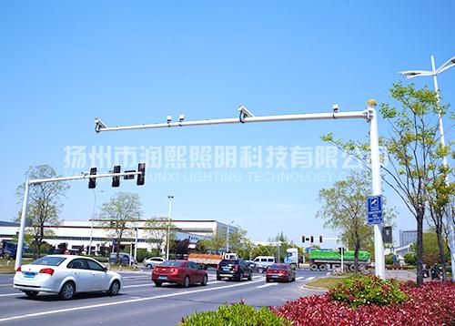 道路优质监控杆厂家