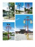 一体式太阳能庭院灯TYN-4