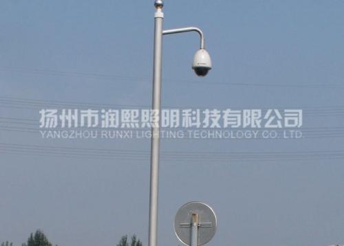 道路监控杆生产厂家