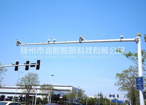 山东道路交通优质监控杆
