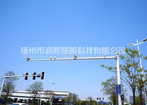 优质道路交通监控杆