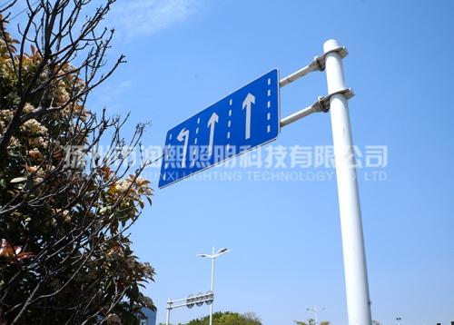 优质交通标志牌杆